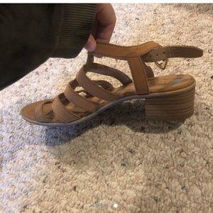Franco Sarto Shoes - Brown sandal